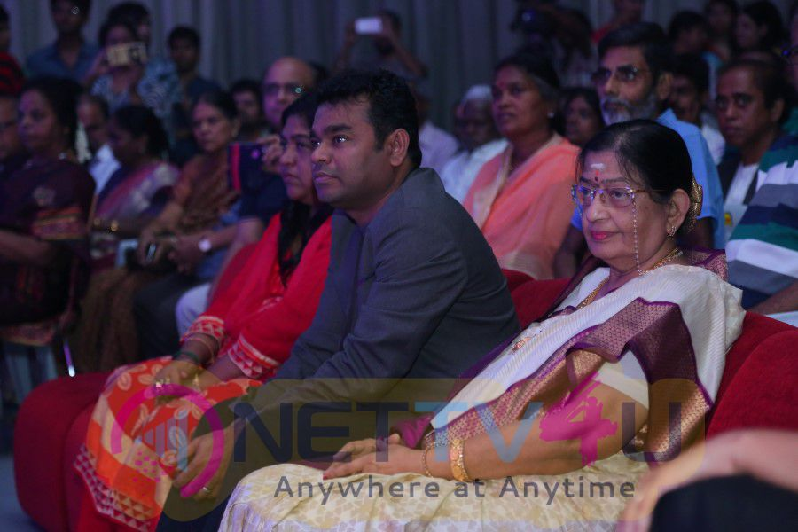 KM Music Conservatory Presents KM Annual Event 2016 & Inauguration Of Sunshine Mirchi Music Hall By Legendary Singer P Susheela