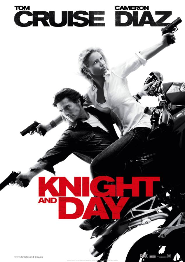 Knight And Day Movie Review English