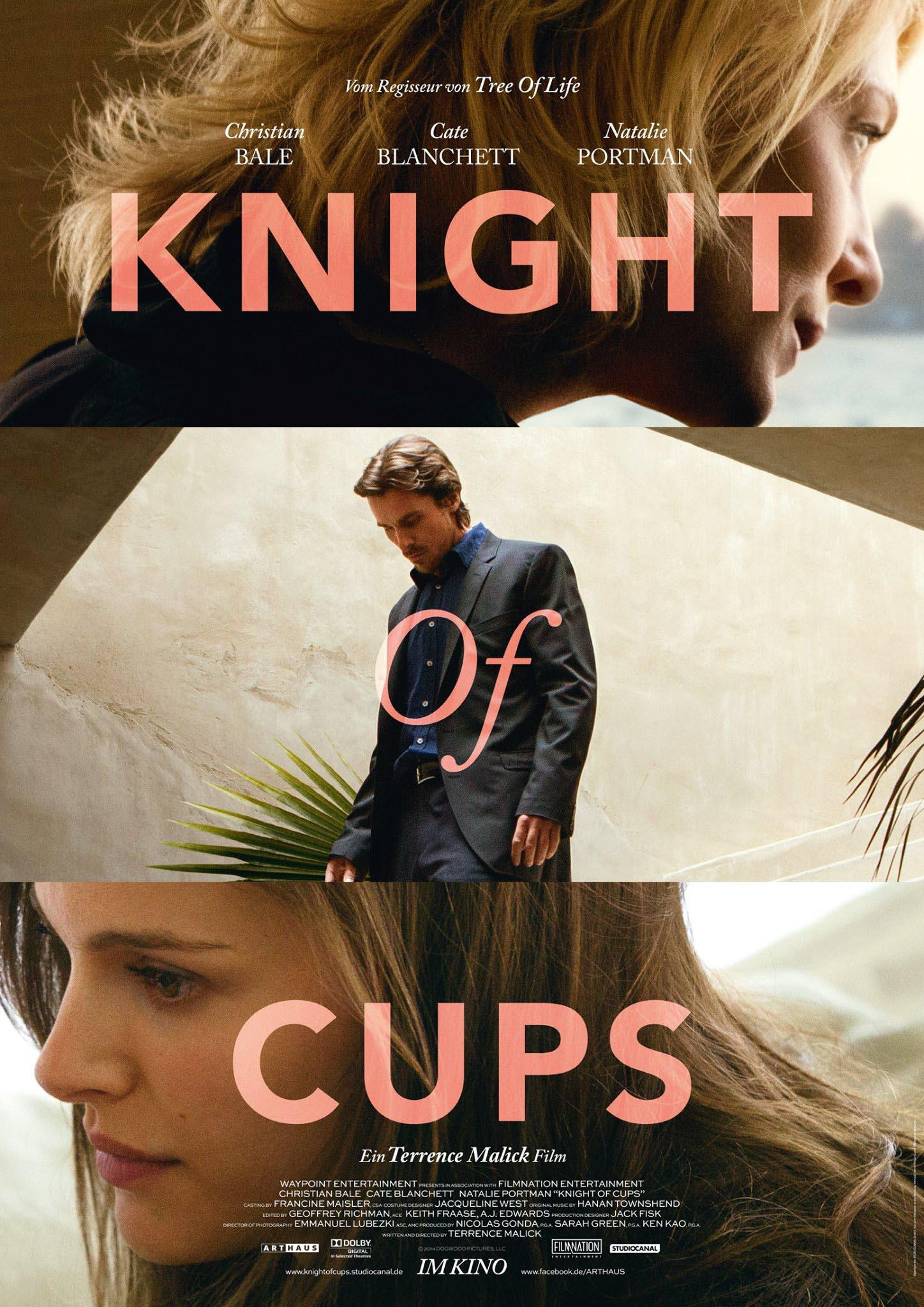 Knight of Cups Movie Review English