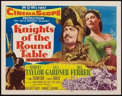 Knights of the Round Table Movie Review English Movie Review