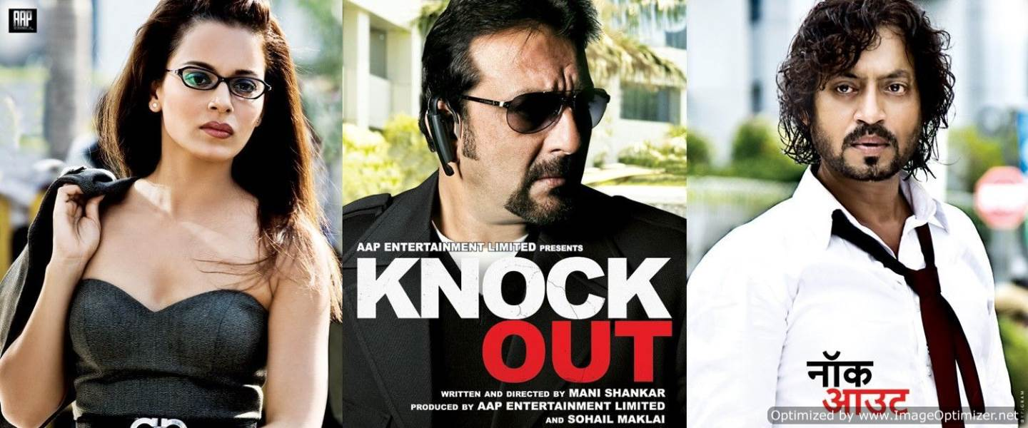 Knock Out Movie Review Hindi