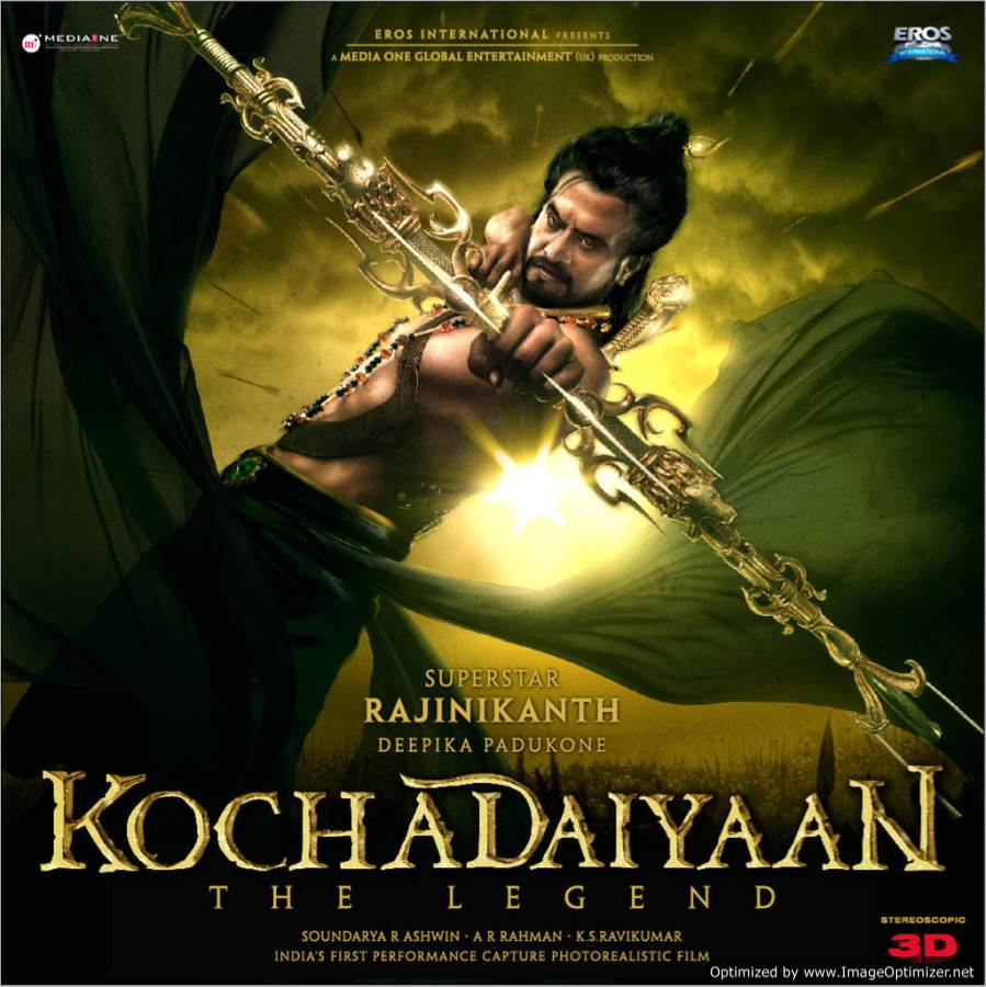 Kochadaiiyaan Movie Review Hindi