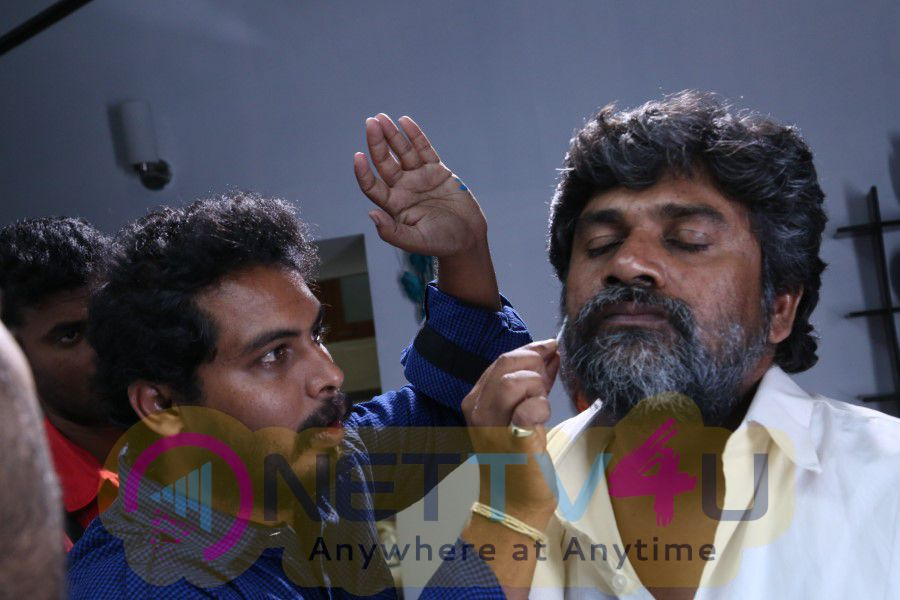 Kollywood Movie Manjapai To Rock In Kannada Working Stills