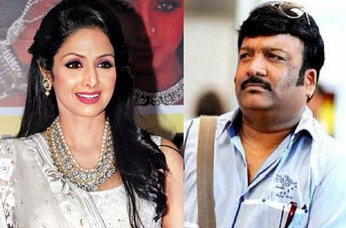 Kona Venkat Joins With Sridevi!