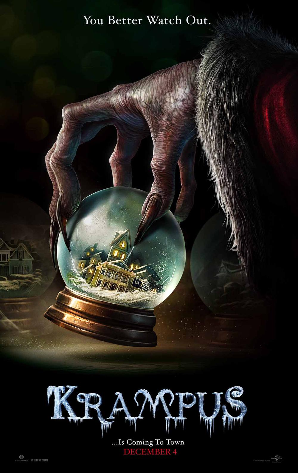 Krampus Movie Review English Movie Review