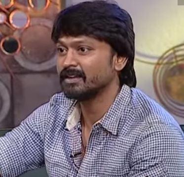 Krishna Kulasekaran Tamil Actor