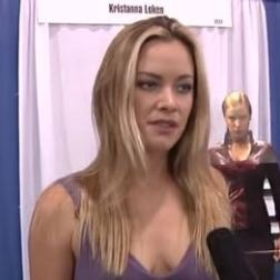 Kristanna Loken English Actress