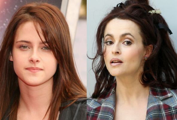 Kristen Stewart And Helena Bonham To Join In A Biopic!