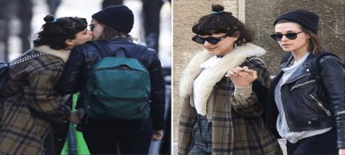 Kristen Stewart Had Broken Off With Her Girlfriend Sthephanie Sokolinski