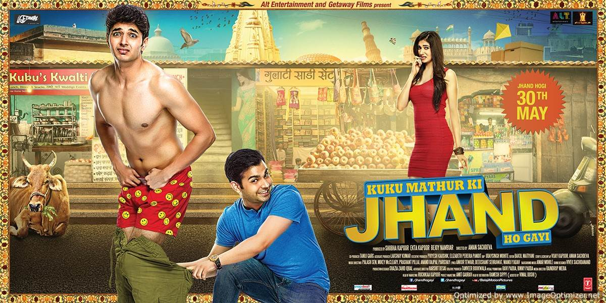 Kuku Mathur Ki Jhand Ho Gayi Movie Review Hindi