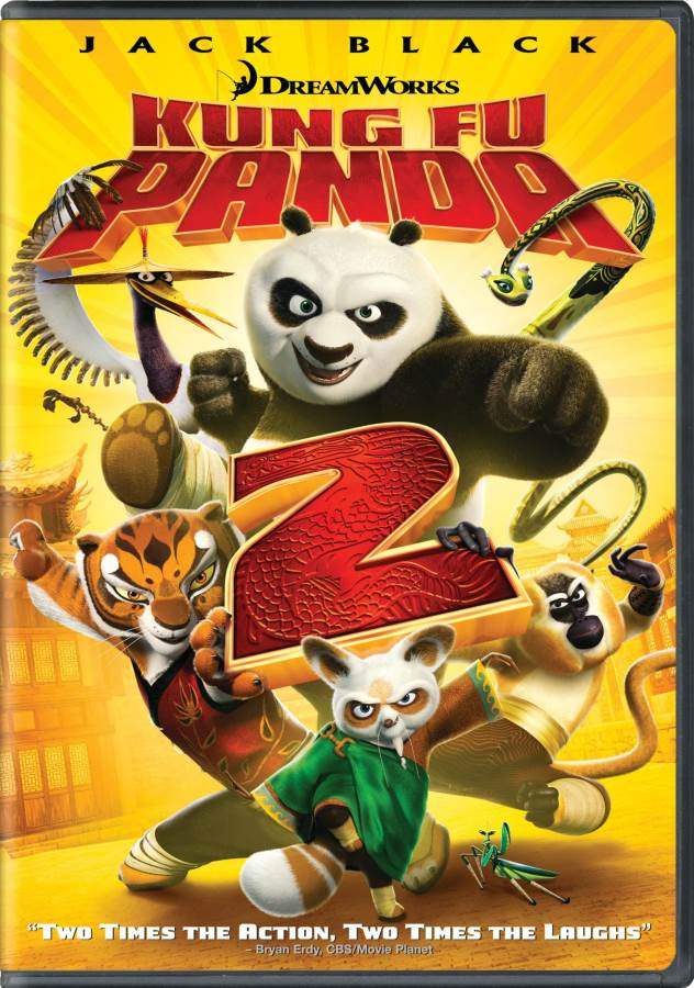 Kung Fu Panda 2 Movie Review English