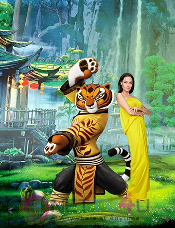 Kung Fu Panda 3 Movie Coming On April 1st Exclusive Stills
