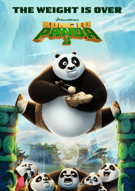 Kung Fu Panda 3 Movie Review English Movie Review