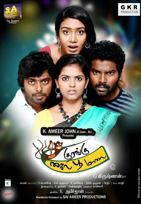 Kurangu Kaila Poo Maalai Movie Review Tamil Movie Review