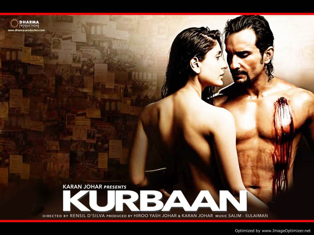 Kurbaan Movie Review Hindi