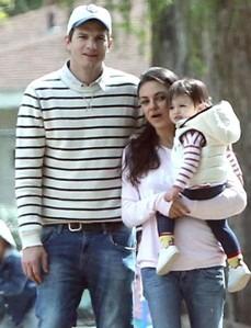 Kutcher And Fatherhood