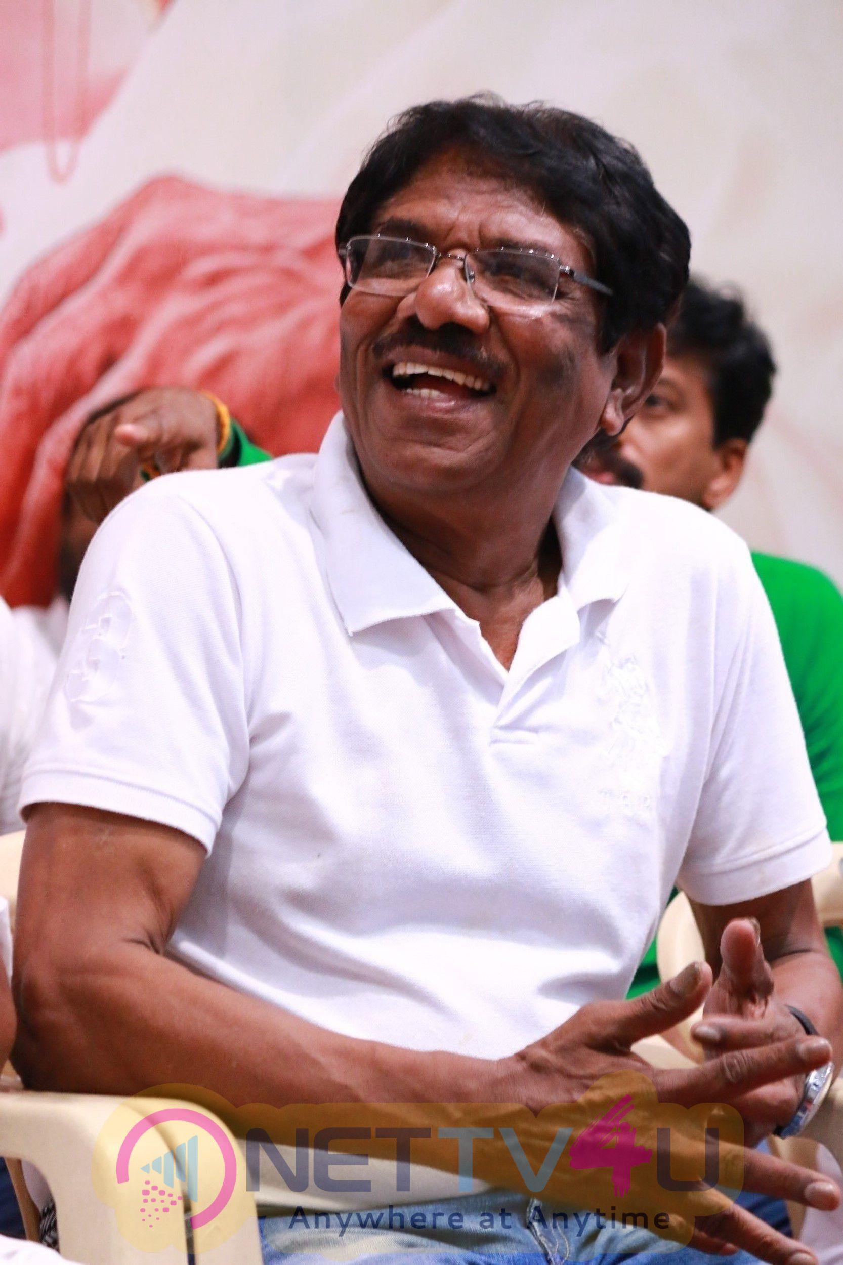 Kutraparambarai Movie Pooja & Movie Launch Stills