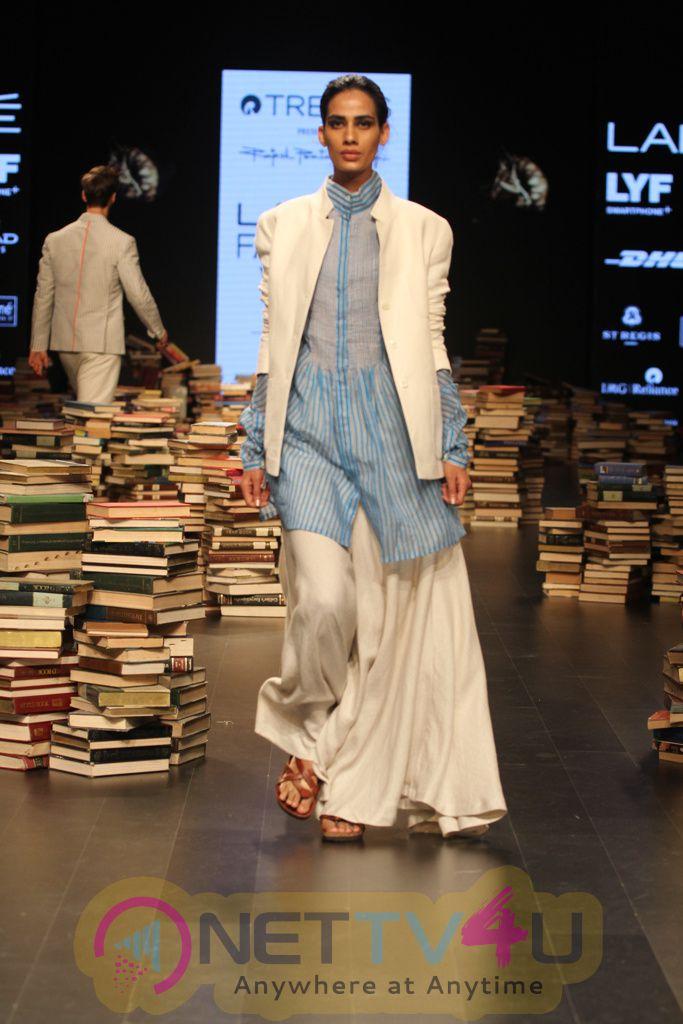 Lakme Fashion Week Winter Festive 2016 Exclusive Photo With Rajesh Pratap Singh