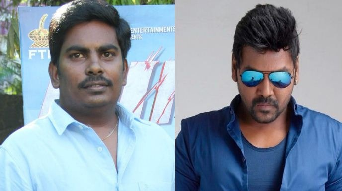 Lawrence To Join Vijay Sethupathi Director?