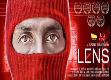 Lens To Hit The Screens Tomorrow!