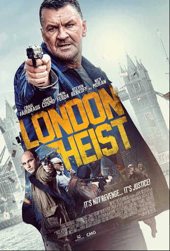 London Heist Movie Review English Movie Review