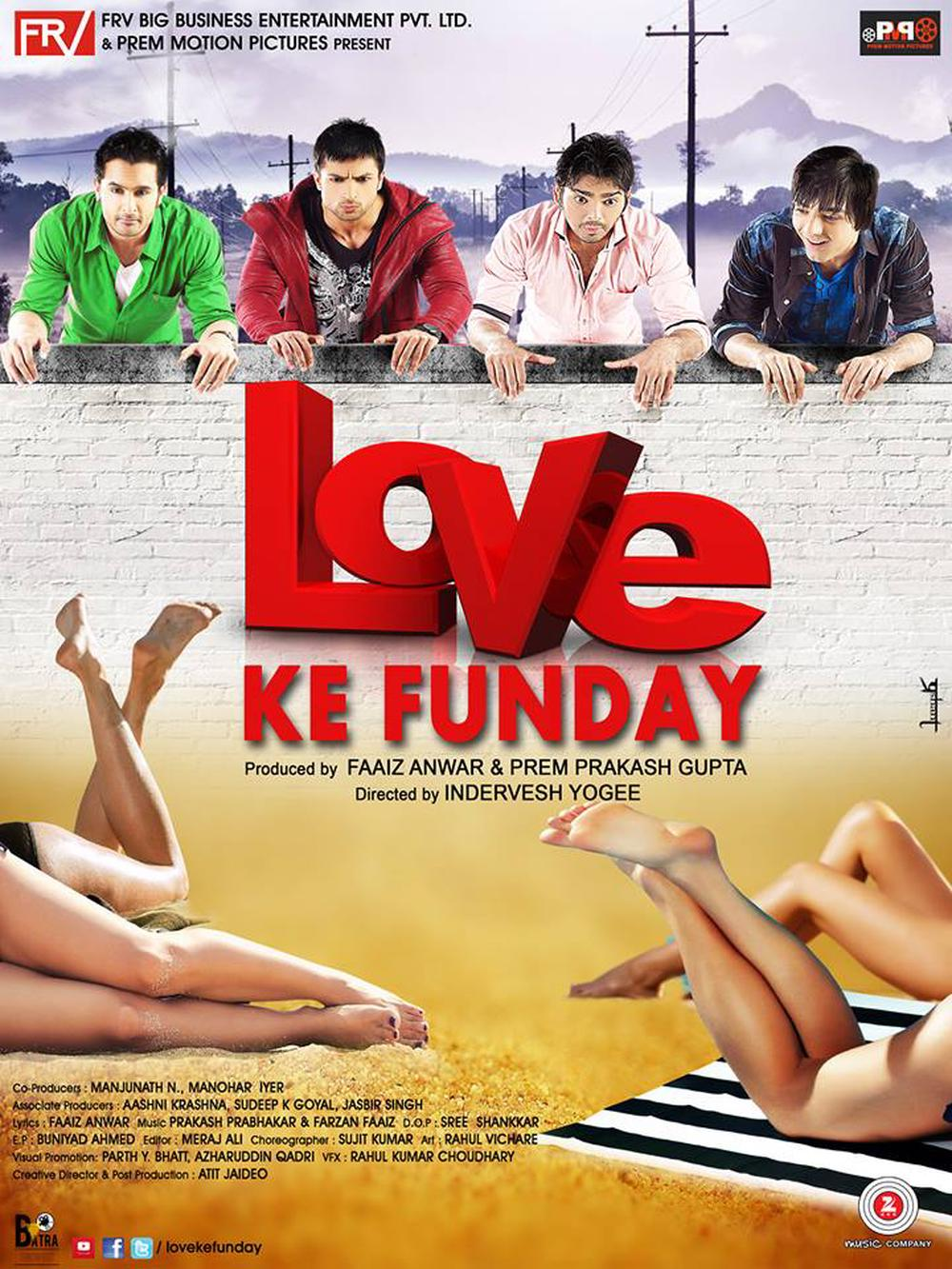 Love Ke Funday Movie Review Hindi Movie Review