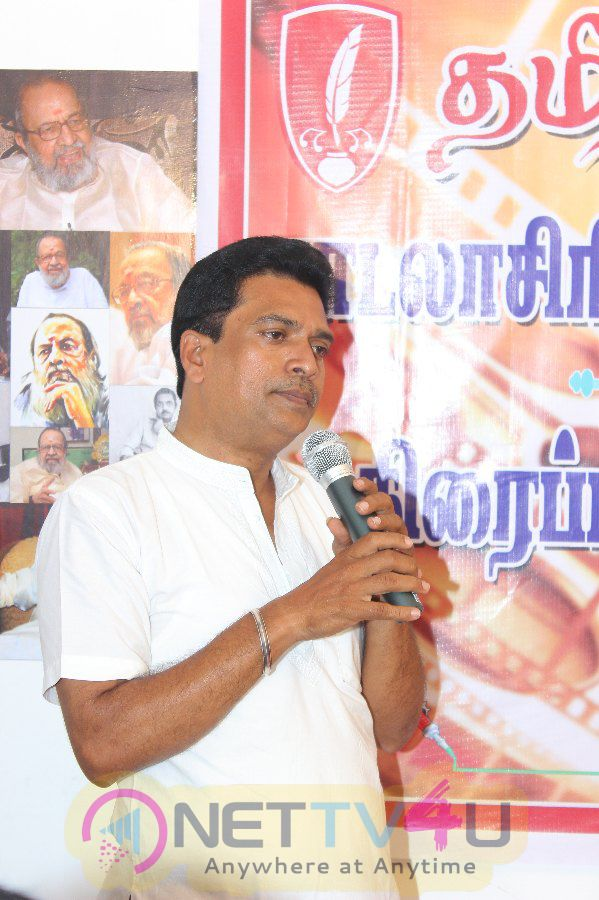 Lyricist Annamalai Photo Opening Ceremony Pictures