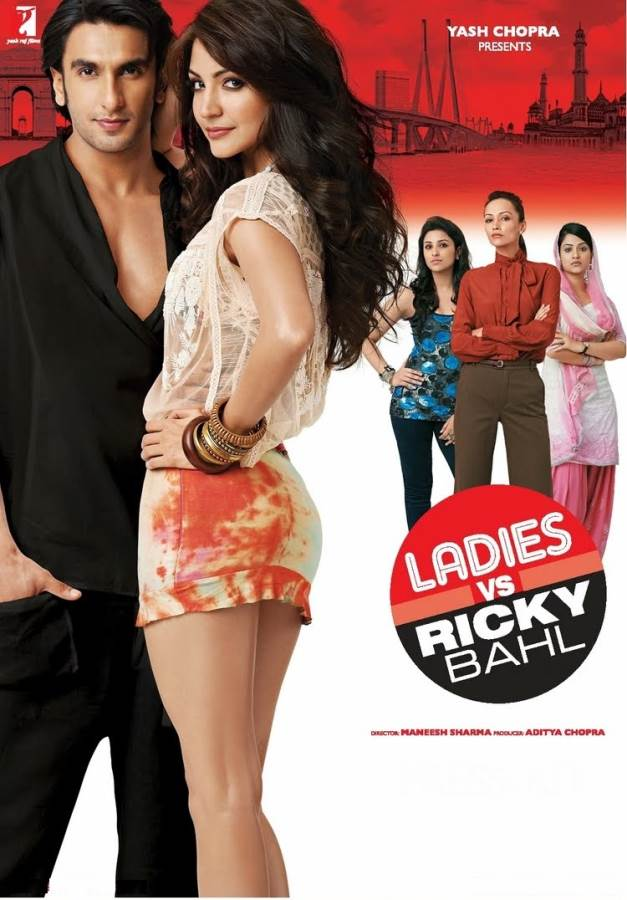Ladies vs Ricky Bahl Movie Review Hindi