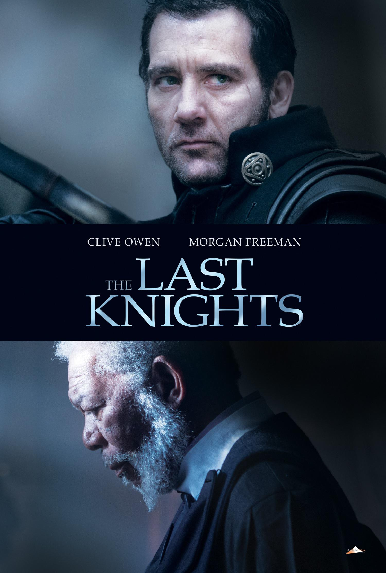 Last Knights Movie Review English