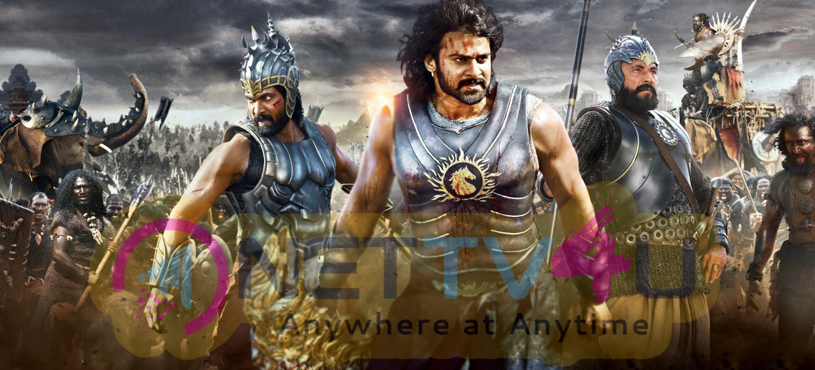 Latest Photos Of Kollywood Movie Bahubali