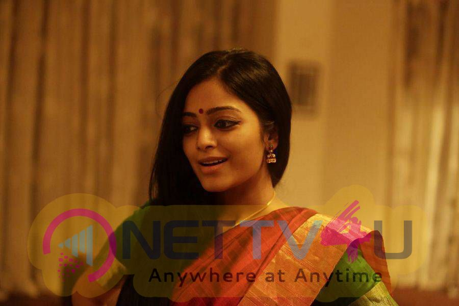 Latest Stills Of Actress Janani Iyer