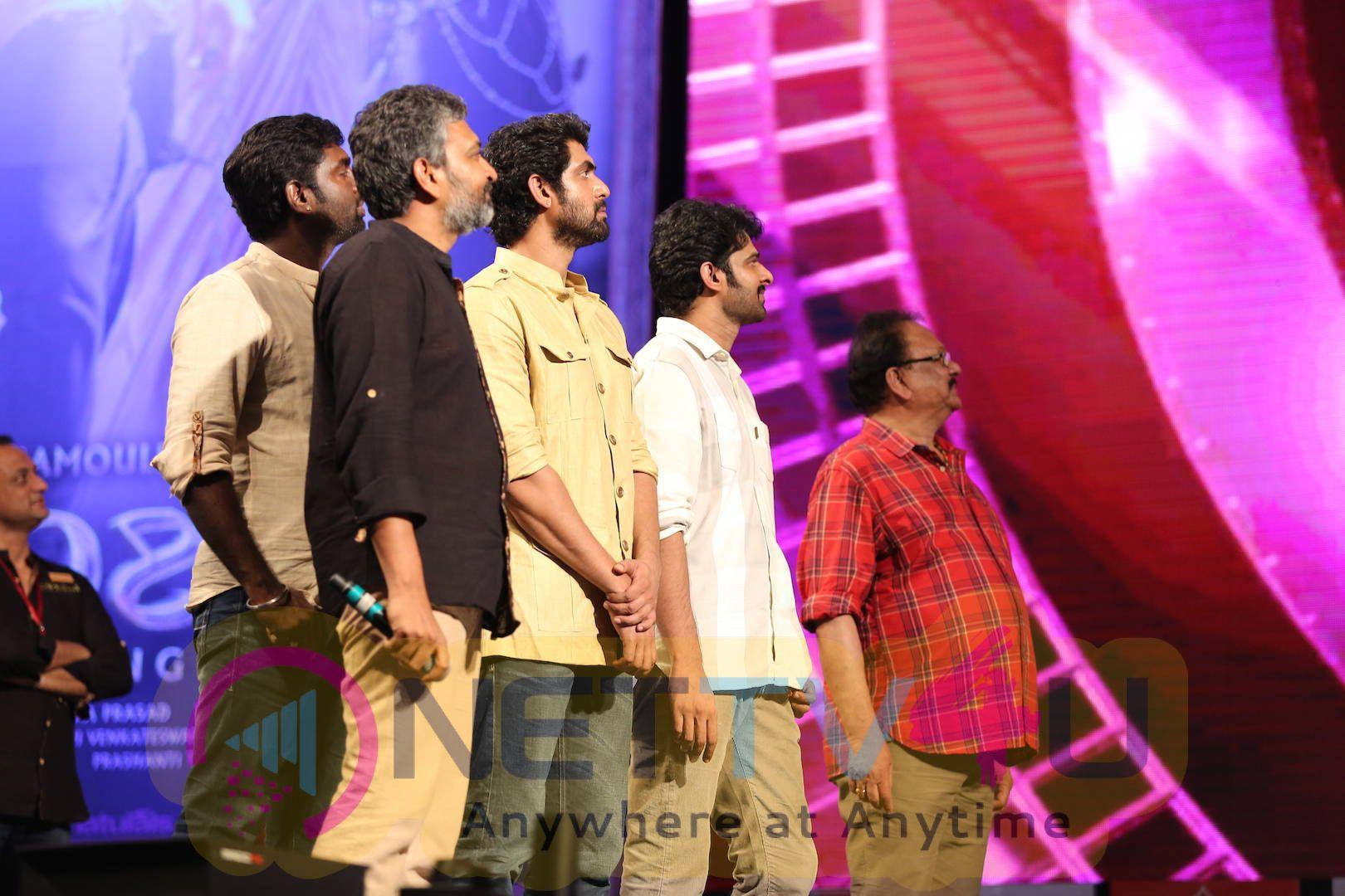latest stills of bahubali movie audio launch 11