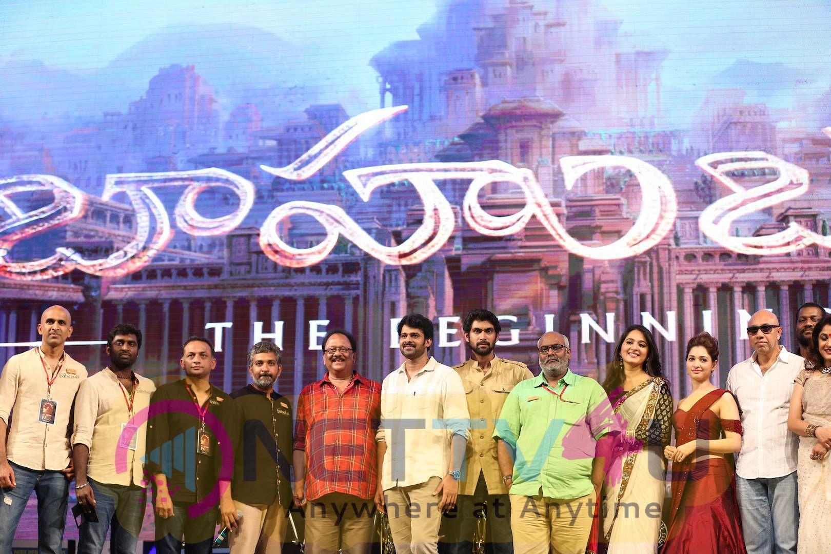latest stills of bahubali movie audio launch 12