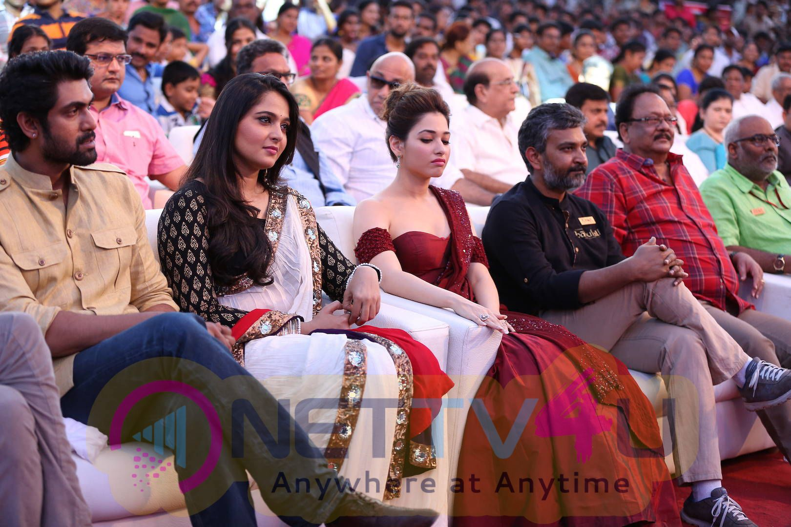 latest stills of bahubali movie audio launch 14