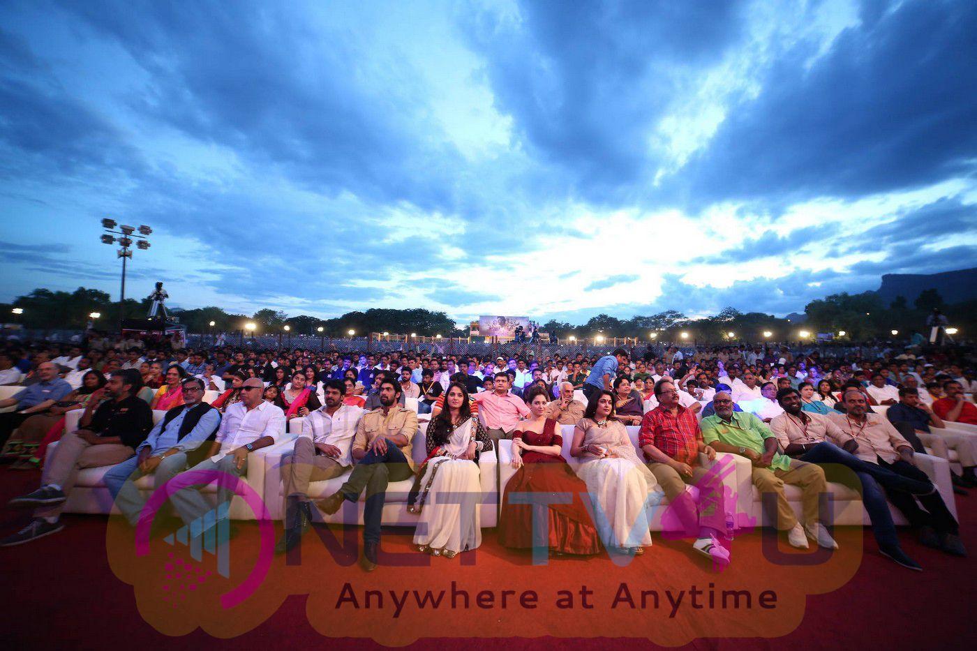 latest stills of bahubali movie audio launch 19