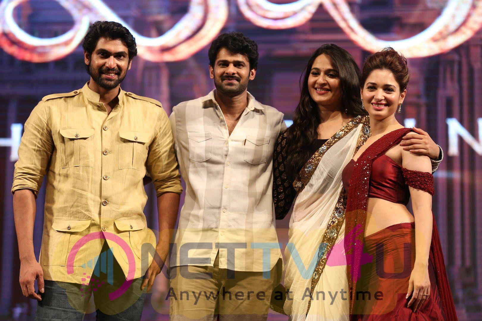 latest stills of bahubali movie audio launch 22