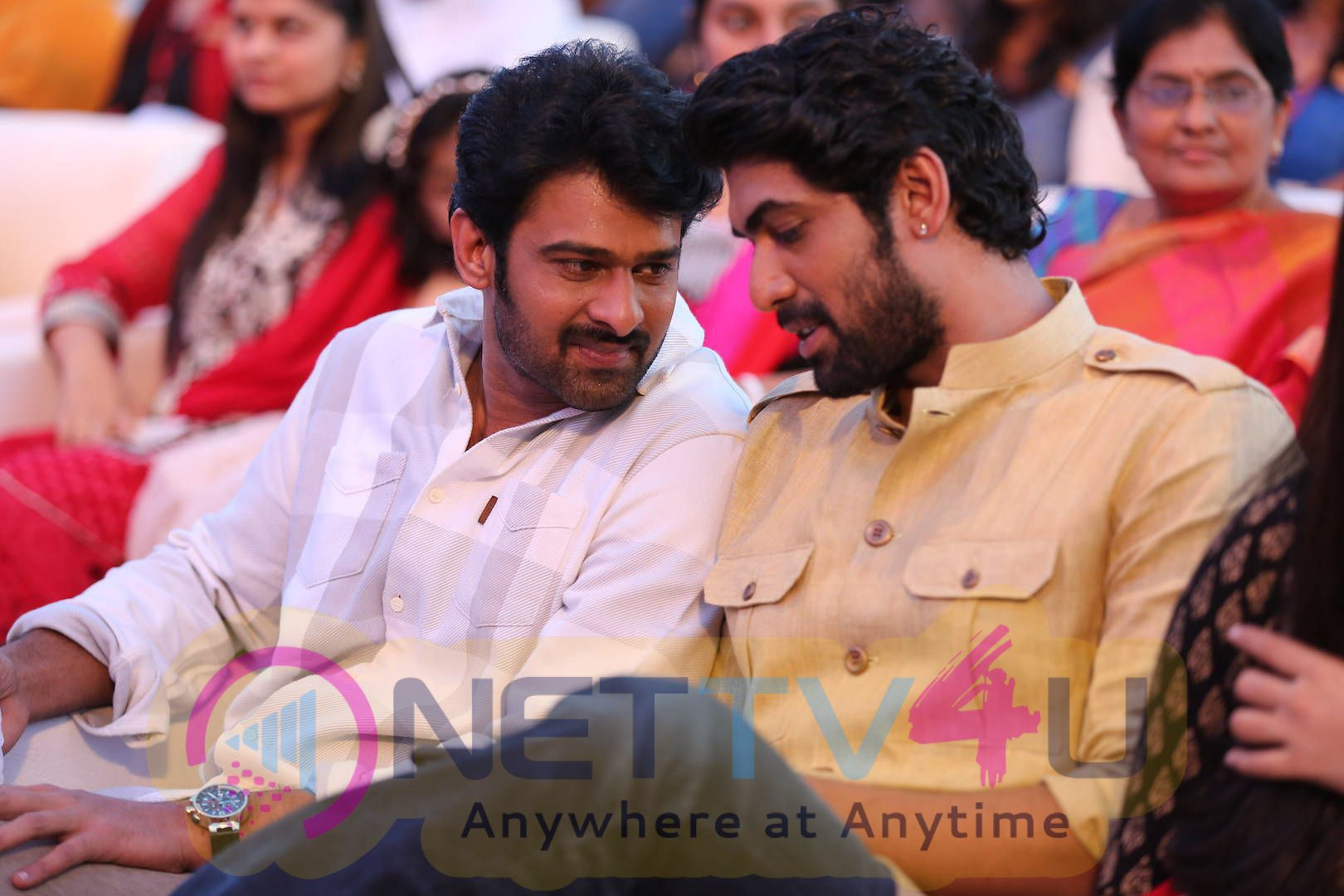 latest stills of bahubali movie audio launch 23