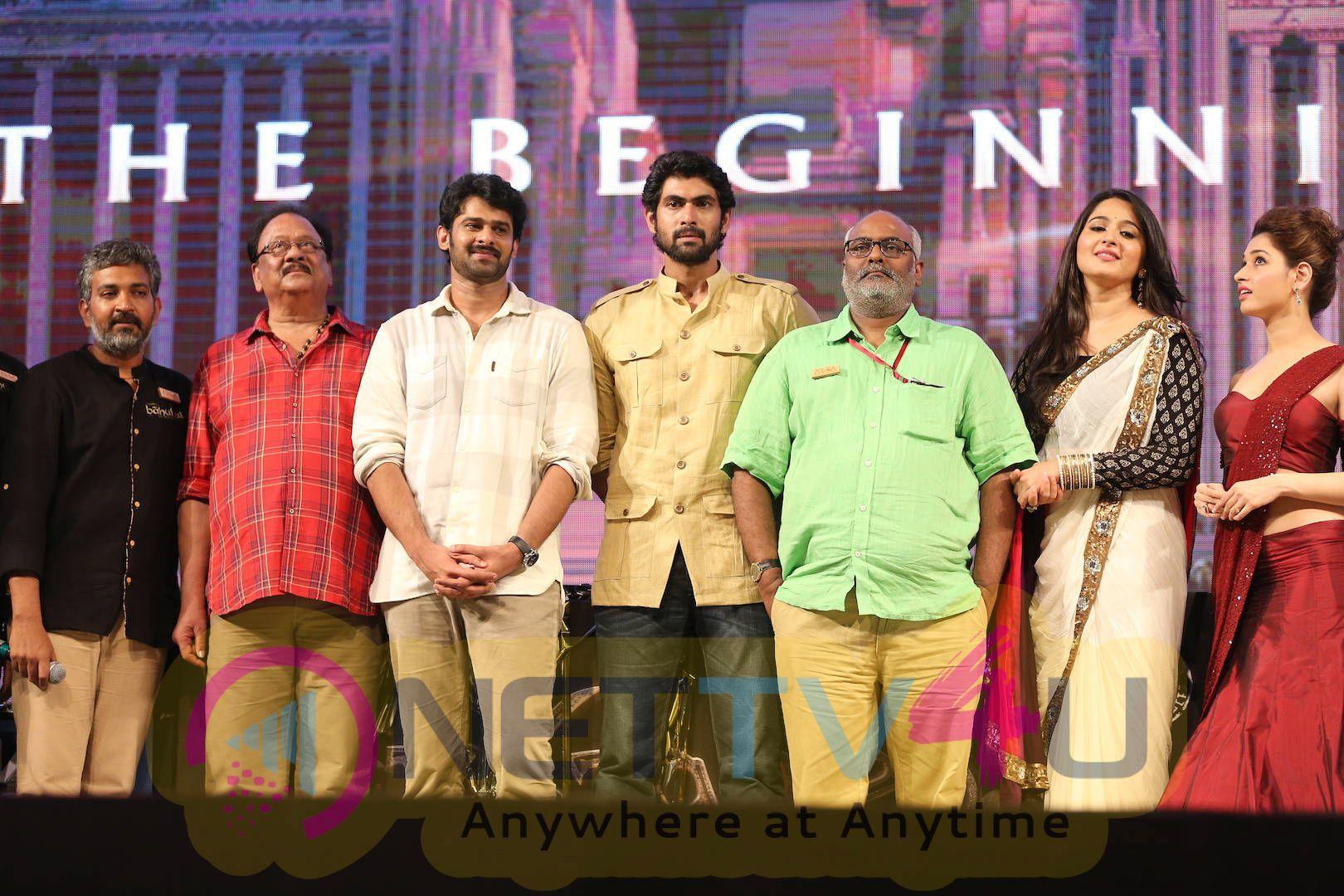 latest stills of bahubali movie audio launch 30