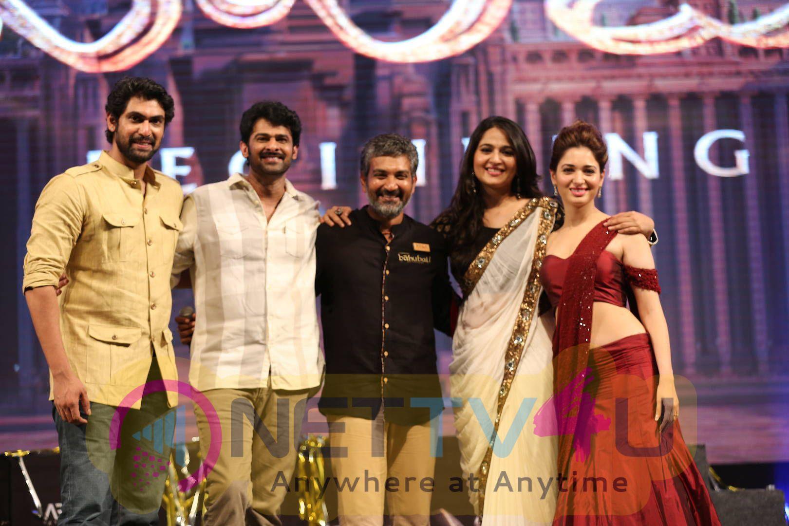 latest stills of bahubali movie audio launch 32