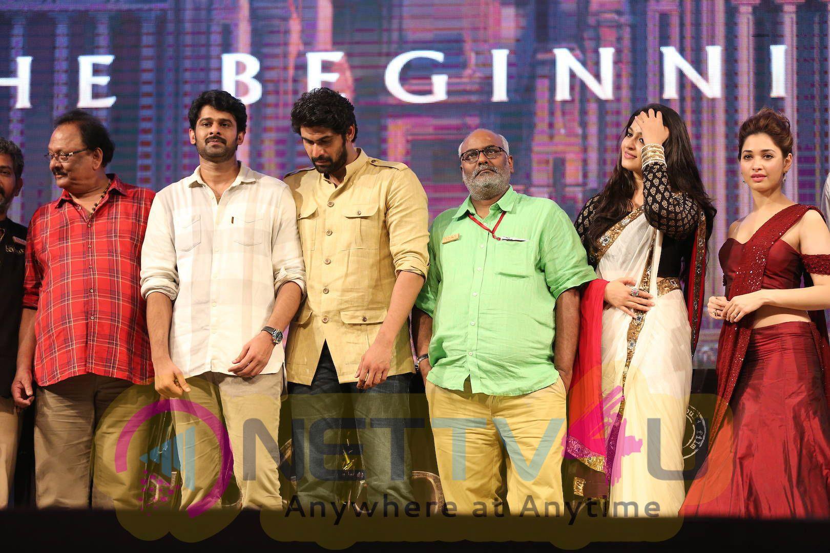 latest stills of bahubali movie audio launch 33