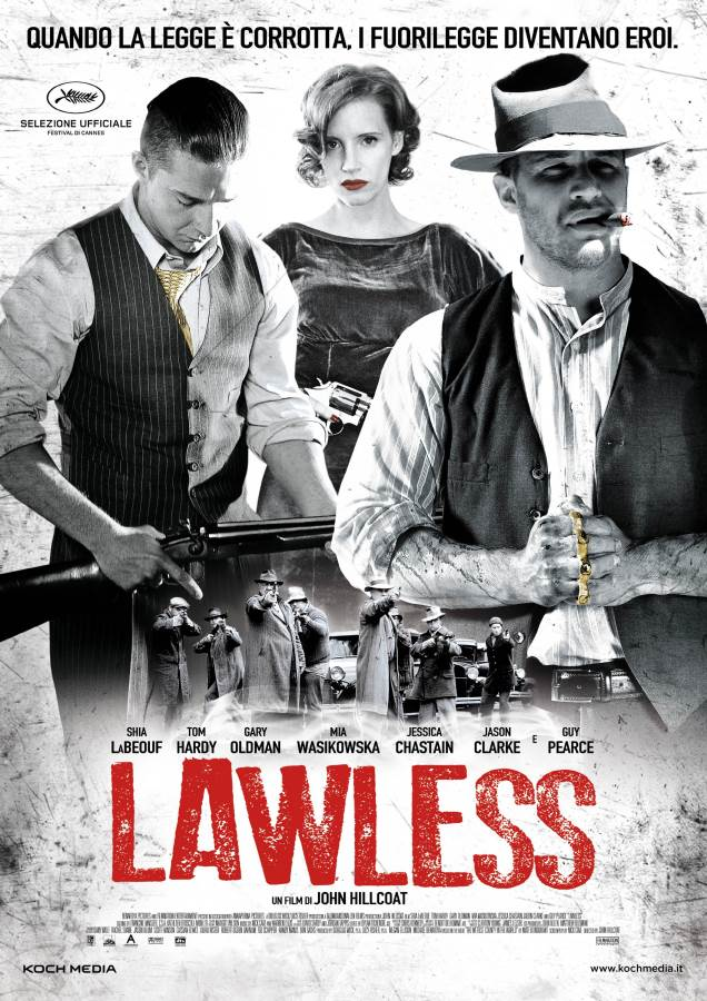 Lawless Movie Review English