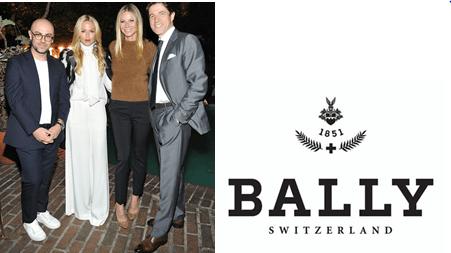 'Bally' Opens New Store In LA