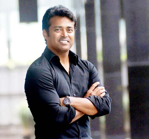 Leander Paes Hindi Actor