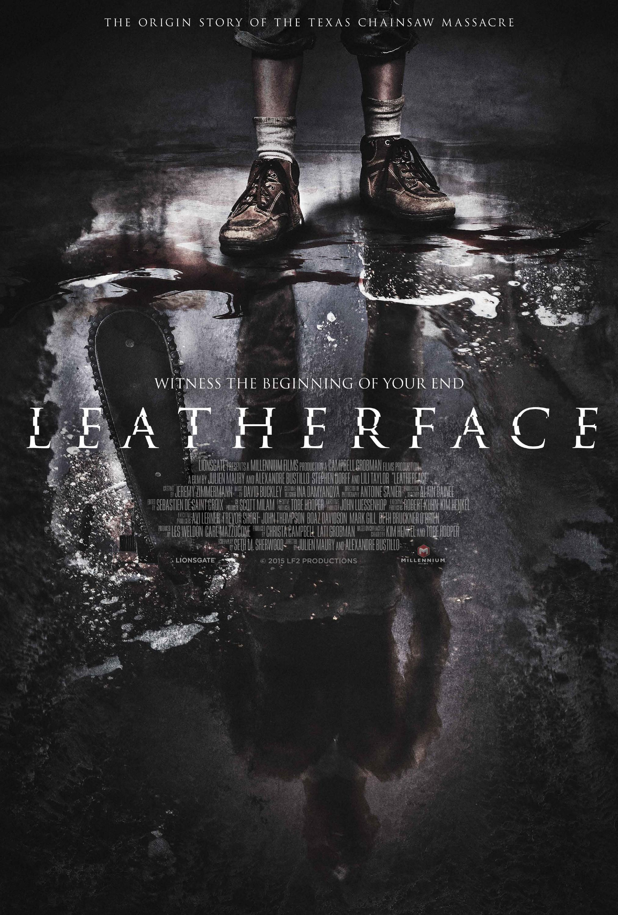Leatherface Movie Review English