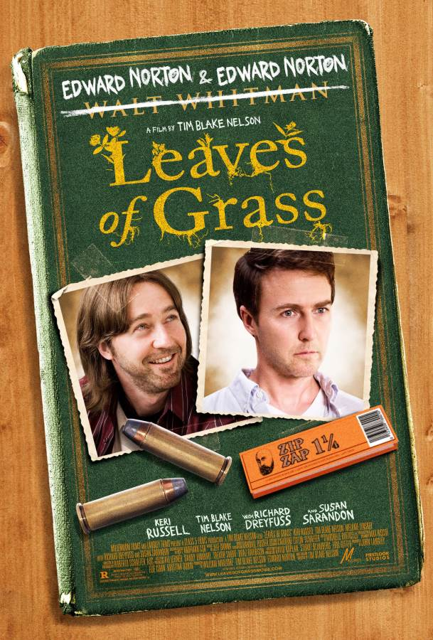 Leaves Of Grass Movie Review English