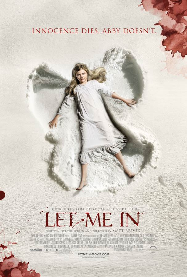 Let Me In Movie Review English