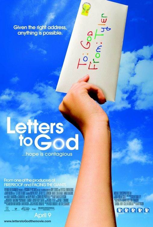 Letters To God Movie Review English