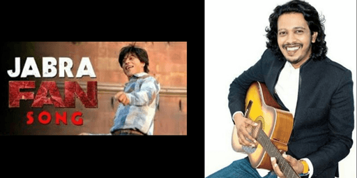 """FAN"" Anthem Singer Nakash Aziz Praises The Tel.."