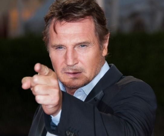 """Liam Neeson Speaks About """"Taken!"""""""
