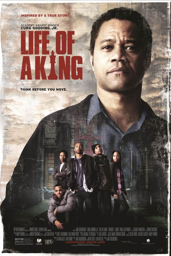 Life Of A King Movie Review English